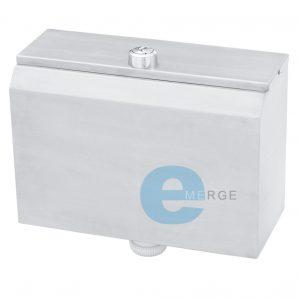 stainless steel cistern